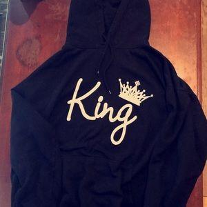 """""""King"""" Hoodie"""